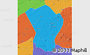 Political Map of Bayan