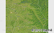 Satellite Map of Beian