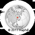 Outline Map of Dorbod
