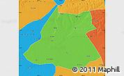 Political Map of Fuyu