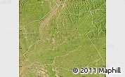 Satellite Map of Fuyu