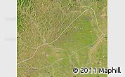 Satellite Map of Gannan