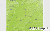 Physical Map of Hailun