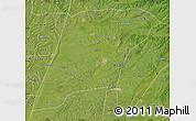 Satellite Map of Hailun