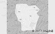 Gray Map of Kedong