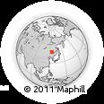 Outline Map of Keshan
