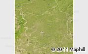 Satellite Map of Lindian