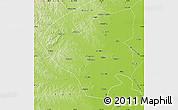 Physical Map of Longjiang