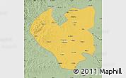 Savanna Style Map of Longjiang