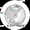 Outline Map of Mulan