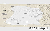 Classic Style Panoramic Map of Mulan