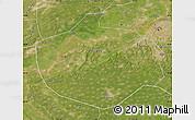 Satellite Map of Shuangcheng
