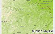 Physical Map of Sunwu