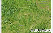Satellite Map of Sunwu
