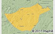 Savanna Style Map of Sunwu