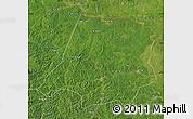 Satellite Map of Tahe