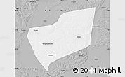 Gray Map of Wangkui
