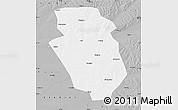 Gray Map of Yi An