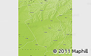 Physical Map of Yi An