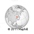 Outline Map of Yi An