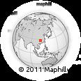 Outline Map of Longhui
