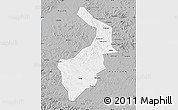 Gray Map of Dongfeng