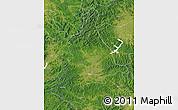 Satellite Map of Dunhua