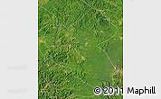 Satellite Map of Fusong