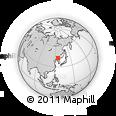 Outline Map of Hailong