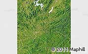 Satellite Map of Huadian