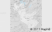 Silver Style Map of Huadian