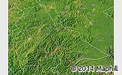 Satellite Map of Hunjiang Shi