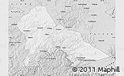Silver Style Map of Hunjiang Shi