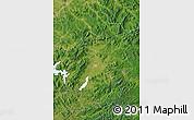 Satellite Map of Jiaohe