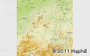 Physical Map of Jingyu