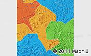 Political Map of Jingyu