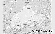 Silver Style Map of Liuhe