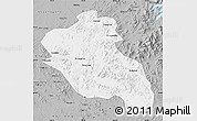Gray Map of Panshi