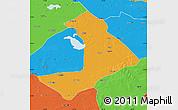 Political Map of Qiangorlos