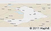 Classic Style Panoramic Map of Qiangorlos