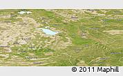 Satellite Panoramic Map of Qiangorlos