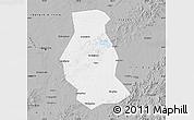 Gray Map of Shuangyang