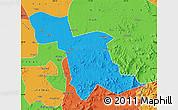 Political Map of Shulan