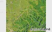 Satellite Map of Shulan