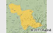 Savanna Style Map of Shulan