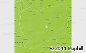 Physical Map of Tongyu