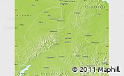 Physical Map of Yitong