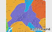 Political Map of Yitong