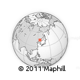 Outline Map of Yongji