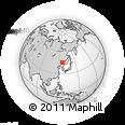 Outline Map of Yushu